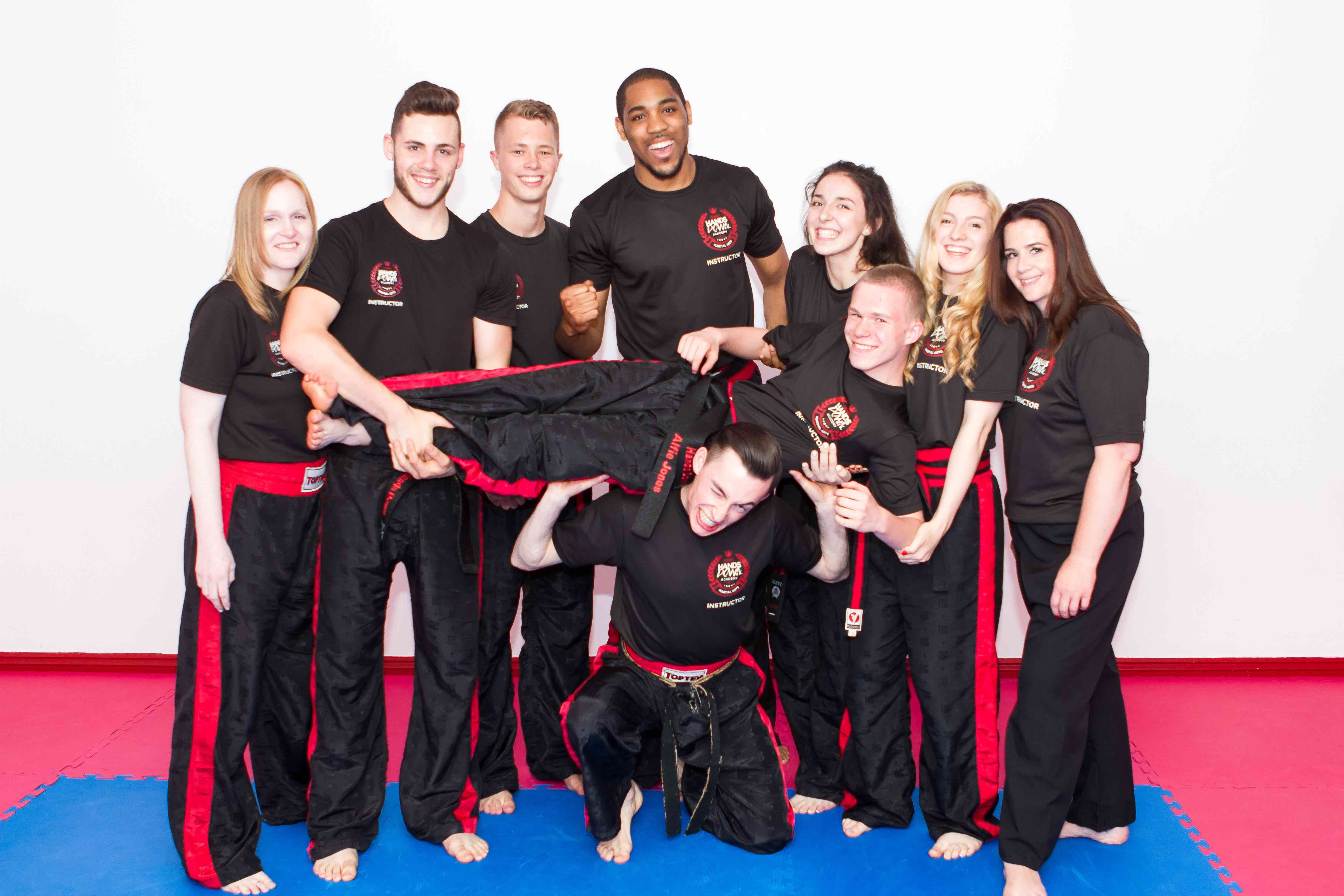 Martial Arts Academy in Cobham and Epsom, Surrey UK