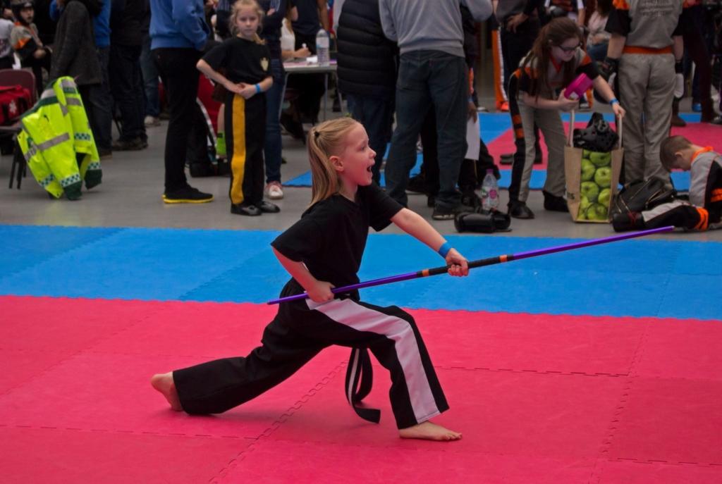 Martial Arts Event in UK Surrey Chessington