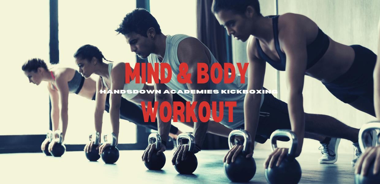 Hands Down Full Body & Mind Training